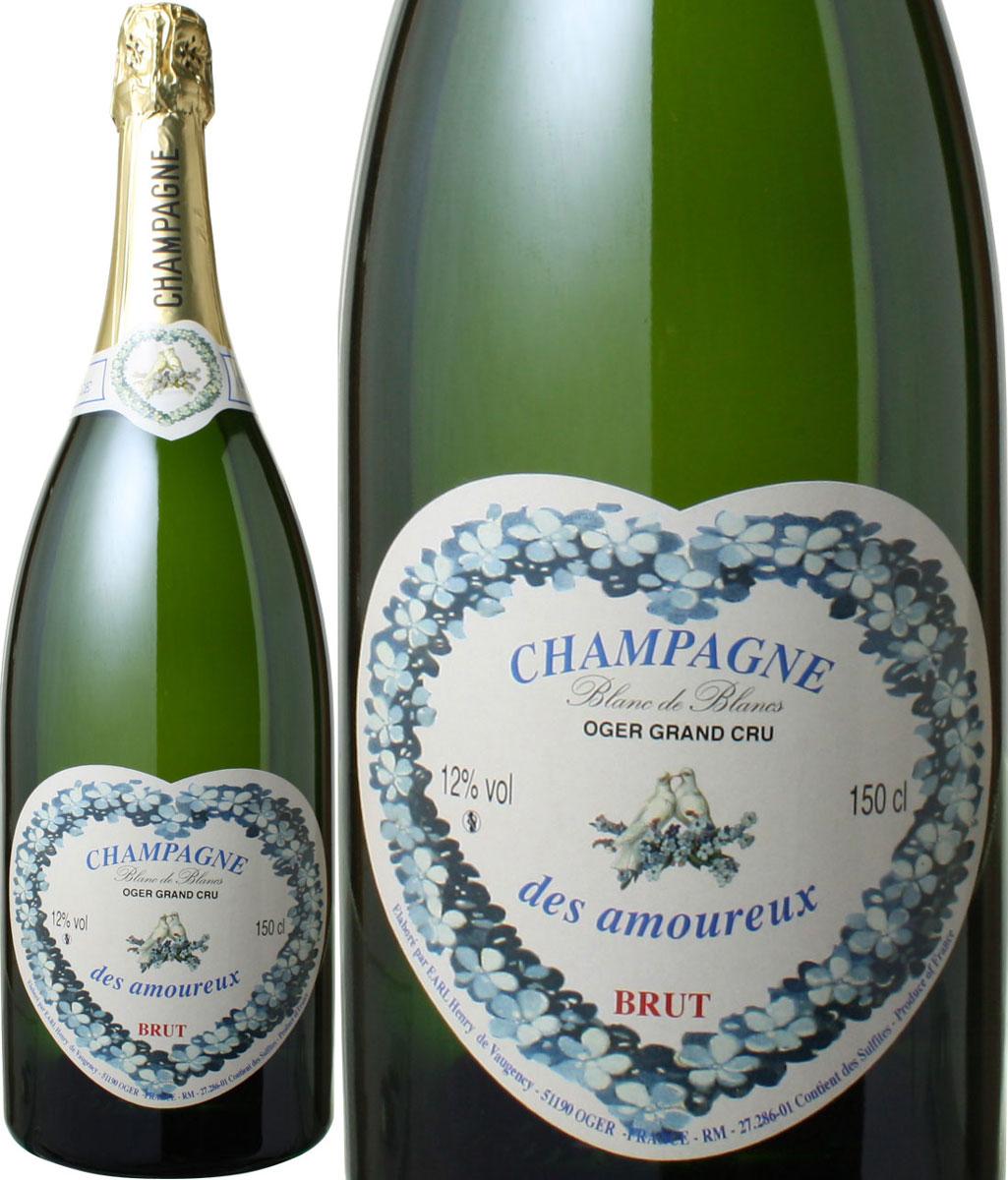 アンリ・ド・ヴォージャンシー キュヴェ・デ・ザムルー ブラン・ド・ブラン マグナムサイズ 1.5L NV <白> <ワイン/シャンパン>