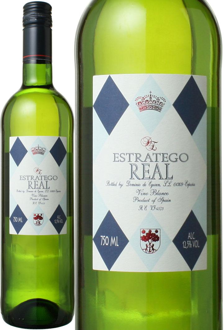 特別セール品 スペインの白ワイン エストラテゴ レアル ドミニオ デ ワイン 白 エグレン スペイン 卓出