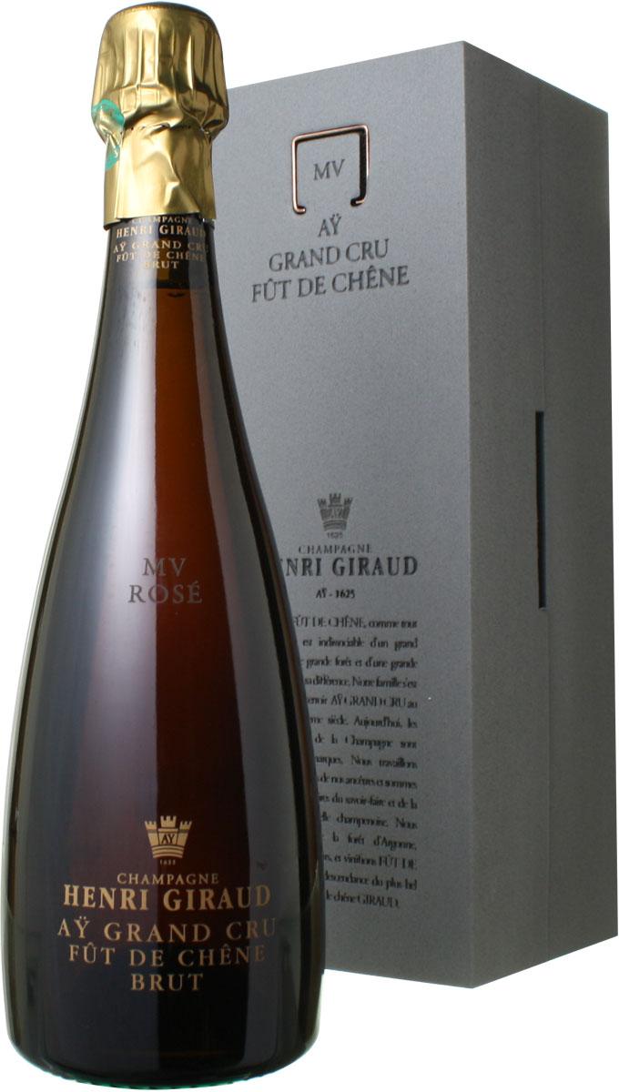 アンリ・ジロー フュ・ド・シェーヌ ロゼ 専用ボックスつき NV <ロゼ> <ワイン/シャンパン>