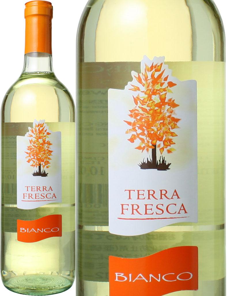 terra·FRESCA比安科<白><葡萄酒/意大利>