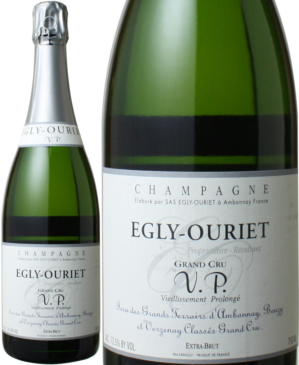 エグリ・ウーリエ グラン・クリュ エクストラ・ブリュット VP NV <白> <ワイン/シャンパン>