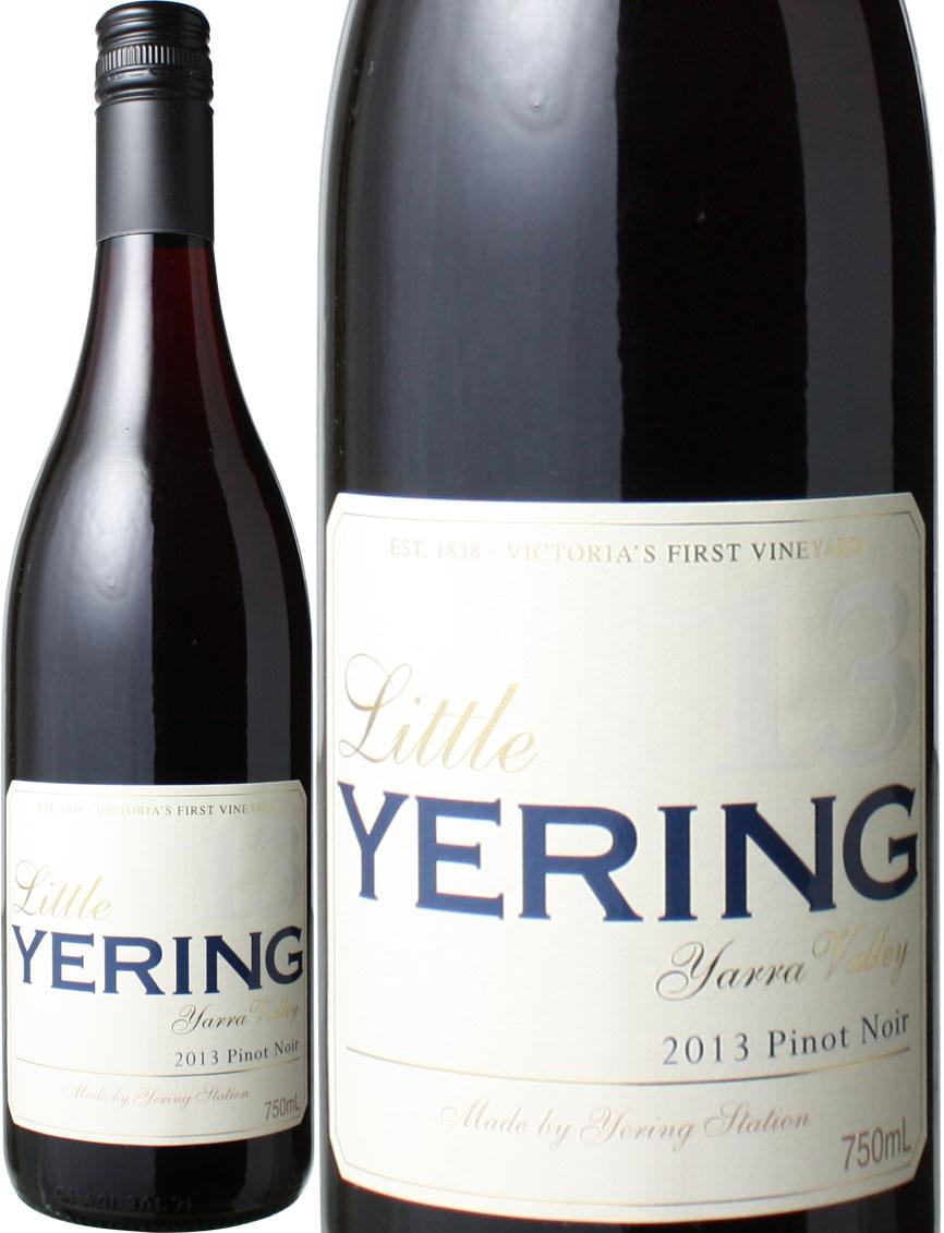 リトル・イエリング ピノ・ノワール [2020] イエリング・ステーション <赤> <ワイン/オーストラリア>※ヴィンテージが異なる場合がございます。