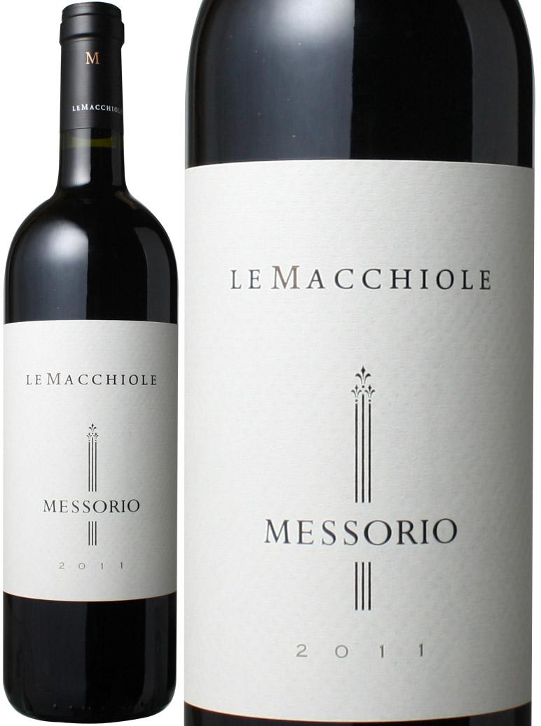 メッソリオ [2011] レ・マッキオーレ <赤> <ワイン/イタリア>