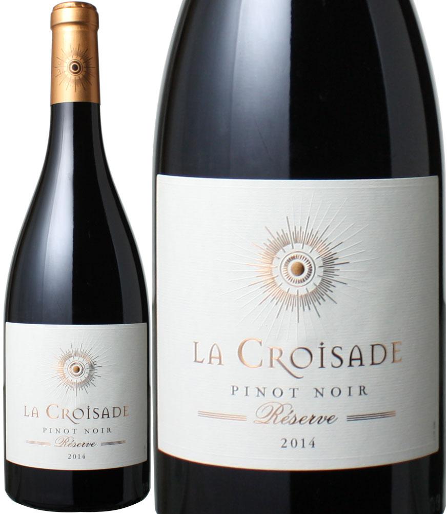 セール 登場から人気沸騰 ラ クロワザード レゼルヴ ピノ ノワール フランス ※ヴィンテージが異なる場合があります 赤 ワイン 選択 2019