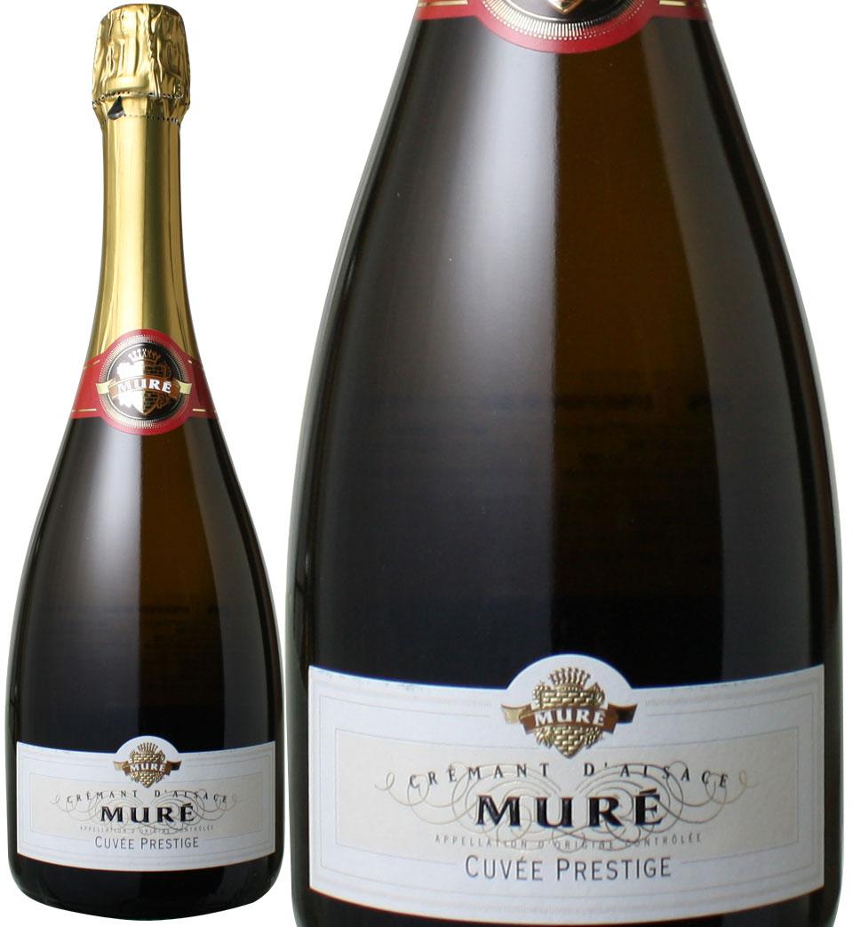 クレマン ダルザス キュヴェ プレステージ NV ワイン ミューレ 大好評です 白 スパークリング ついに再販開始