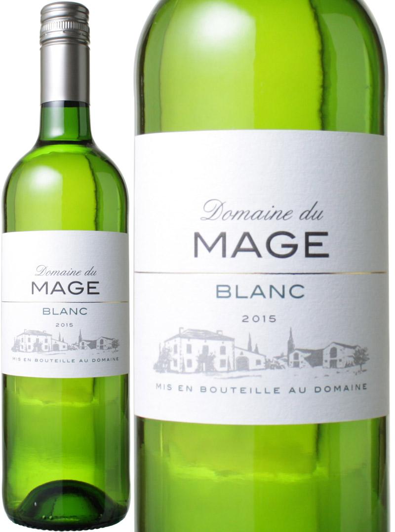 ドメーヌ デュ マージュ ランキングTOP10 ブラン 2019 高品質 白 ※ヴィンテージが異なる場合があります フランス南西部 ワイン