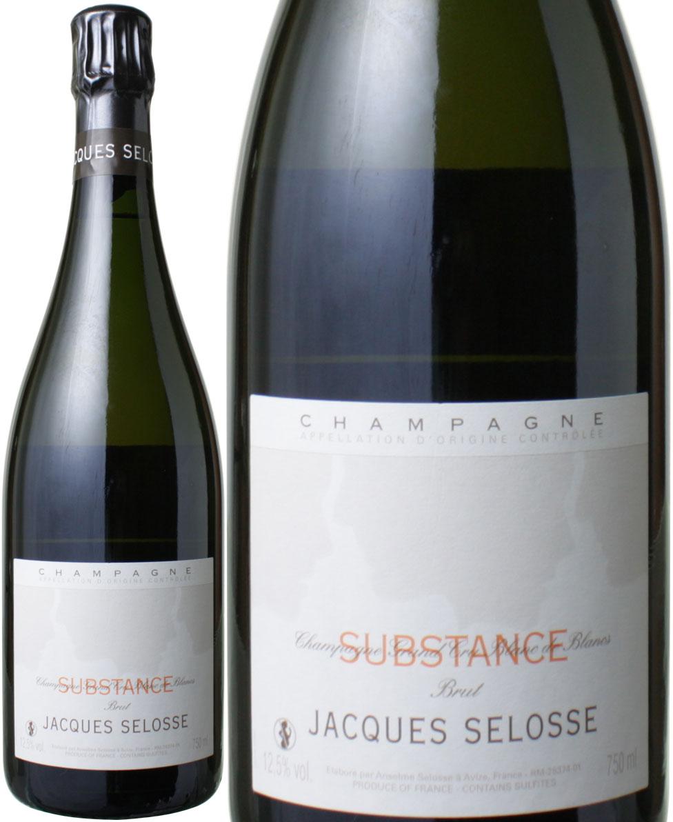 ジャック・セロス シュブスタンス NV <白> <ワイン/シャンパン>