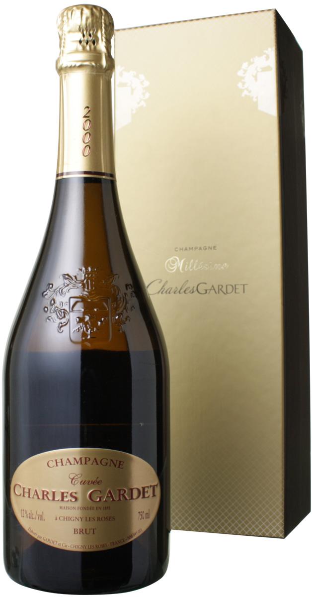 【プレミアム特価】シャルル・ガルデ プレステージュ・シャルル [2000] <白> <ワイン/シャンパン>