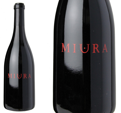 ミウラ ピノ・ノワール ロシアン・リヴァー・ヴァレー [2012] <赤> <ワイン/アメリカ>【■MUR4P12】 ※即刻お取り寄せ品!ヴィンテージ変更と欠品の際はご連絡します!