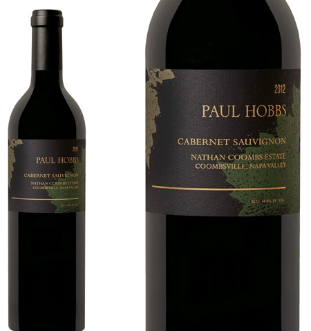 ポール・ホブス カベルネ・ソーヴィニョン ネイサン・クームス・エステート クームスヴィル ナパ・ヴァレー [2013] <赤> <ワイン/アメリカ>【■PHN4C13】 ※即刻お取り寄せ品!ヴィンテージ変更と欠品の際はご連絡します!