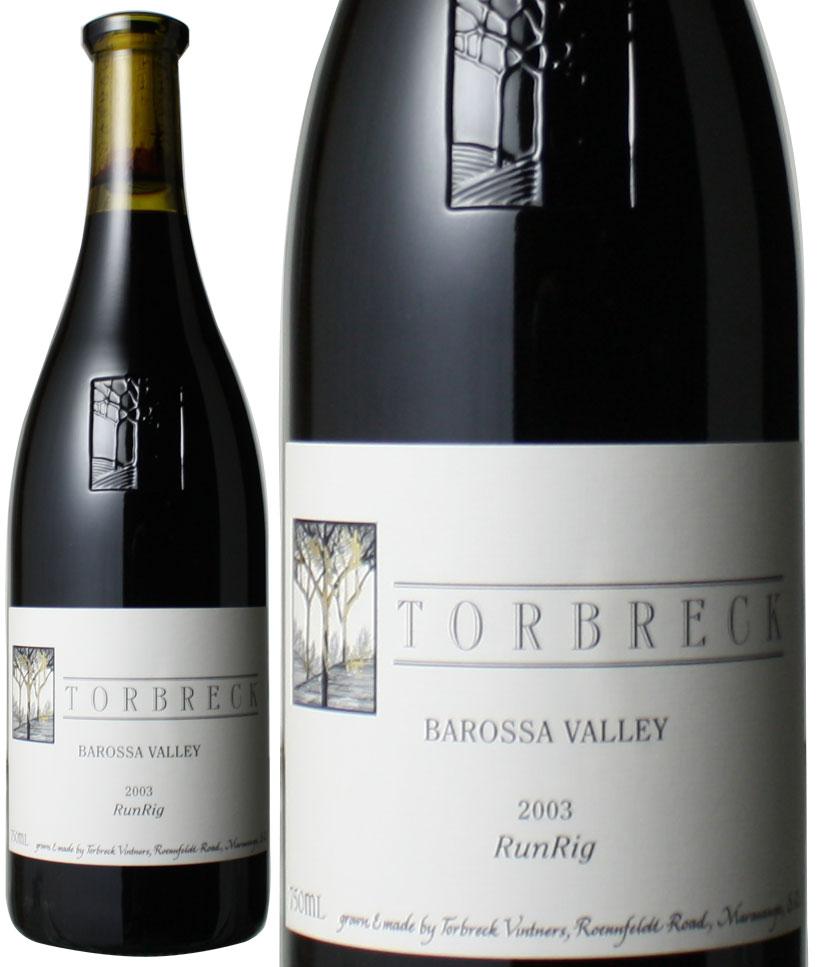 トルブレック ラン・リグ [2003] <赤> <ワイン/オーストラリア>
