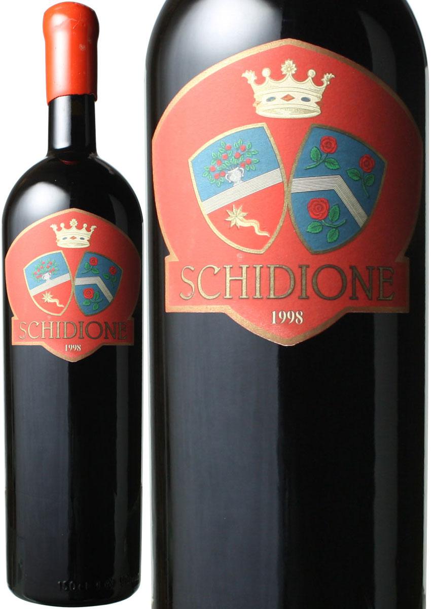 スキディオーネ マグナムサイズ 1.5L [1998] ヤコポ・ビオンディ・サンティ <赤> <ワイン/イタリア>【1月6日以降の出荷予定です】