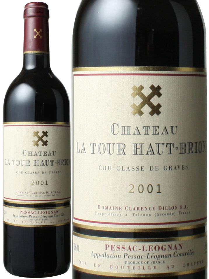 シャトー・ラ・トゥール・オー・ブリオン [2001] <赤> <ワイン/ボルドー>