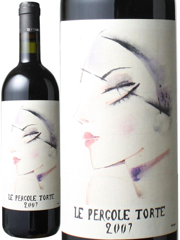レ・ペルゴーレ・トルテ [2007] モンテヴェルティーネ <赤> <ワイン/イタリア>