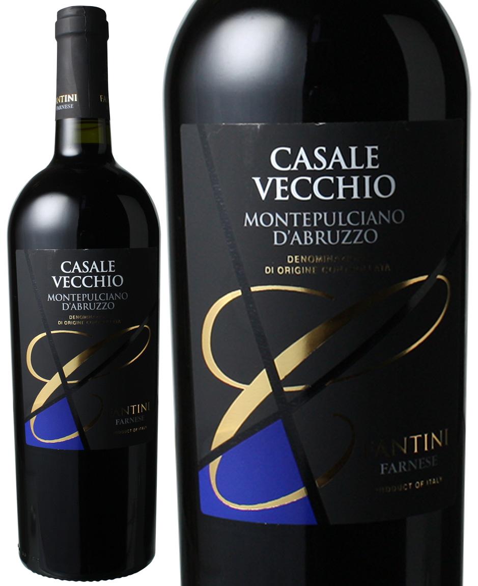 カサーレ ヴェッキオ セール特価 モンテプルチャーノ ダブルッツオ 2018 ファルネーゼ 赤 イタリア 最新 ※ヴィンテージが異なる場合があります ワイン