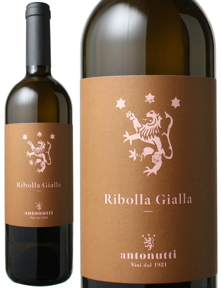 リボッラ ジャッラ 2018 贈呈 アントヌッティ テレビで話題 イタリア 白 ワイン