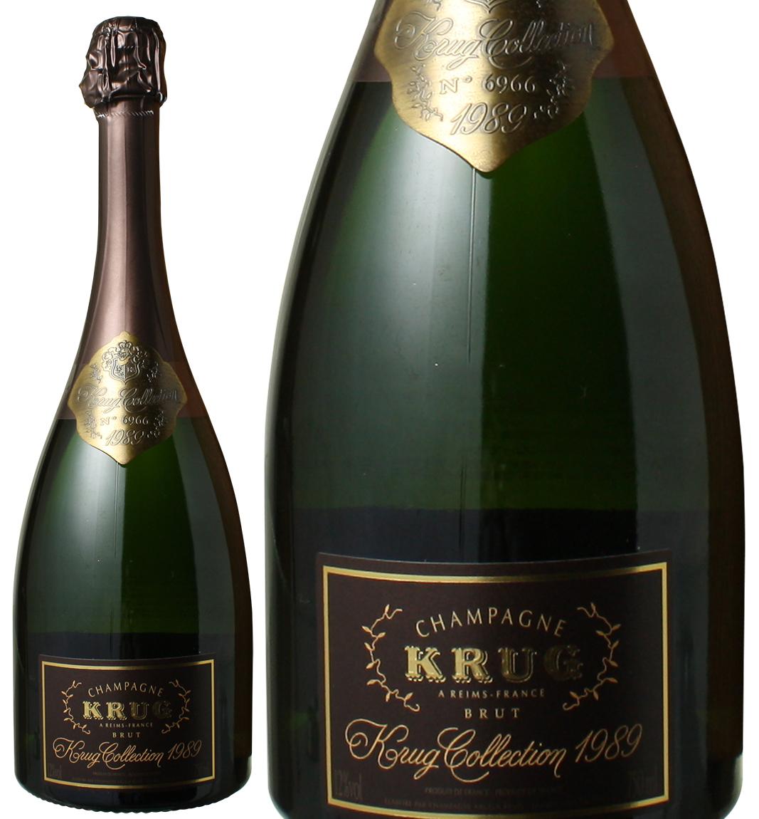 クリュッグ コレクション [1989] <白> <ワイン/シャンパン>