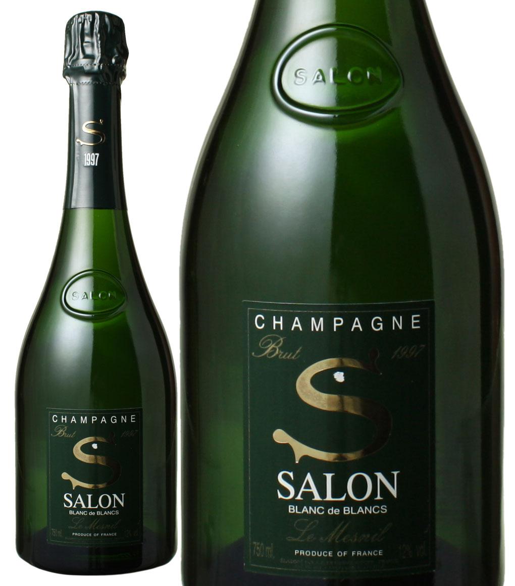 サロン ブラン・ド・ブラン [1997] <白> <ワイン/シャンパン>