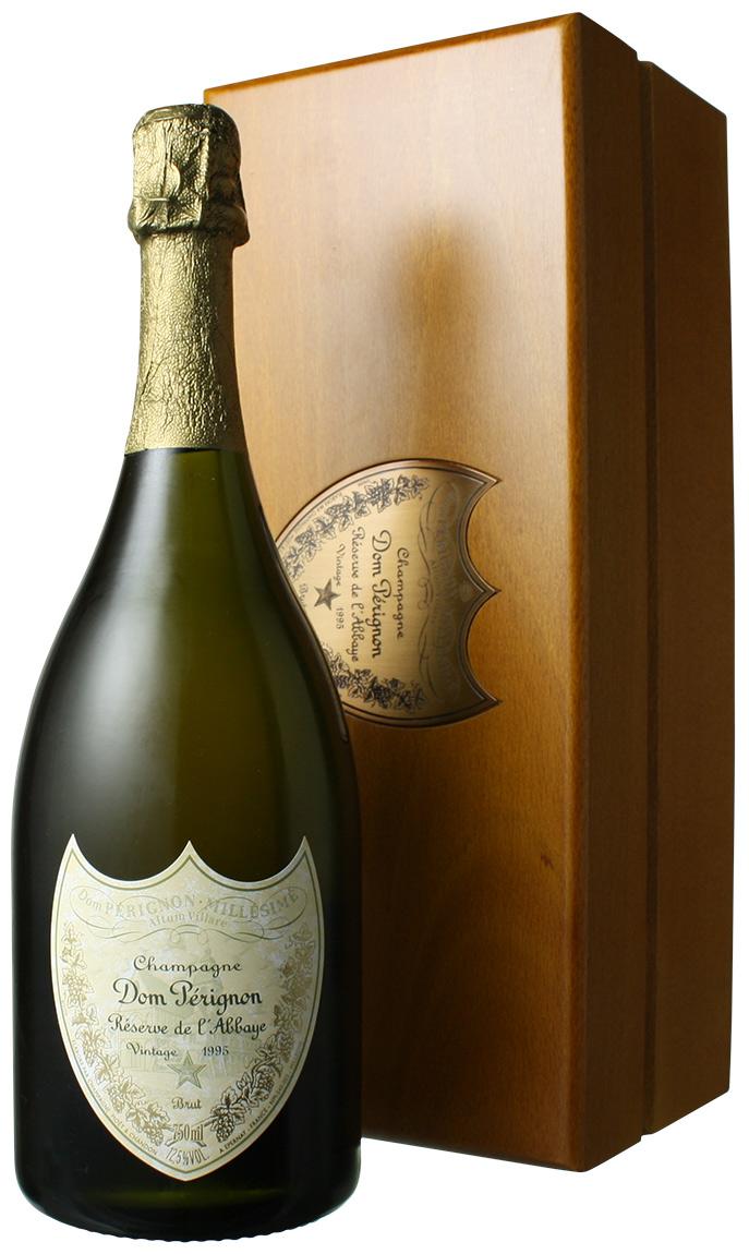 ドン・ペリニヨン レゼルヴ・ド・ラベイ 正規品 [1995] <白> <ワイン/シャンパン>