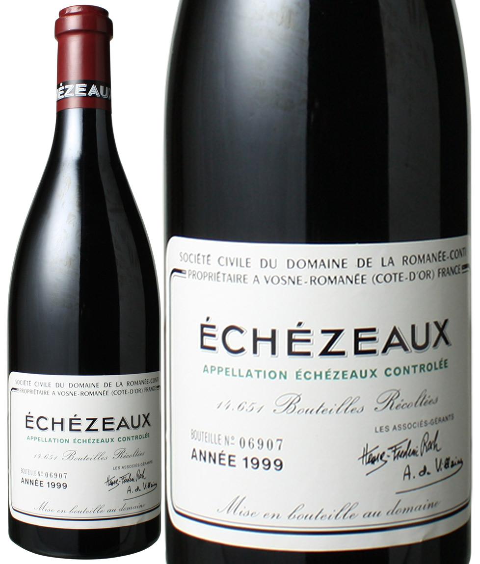 エシェゾー [1999] DRC <赤> <ワイン/ブルゴーニュ>