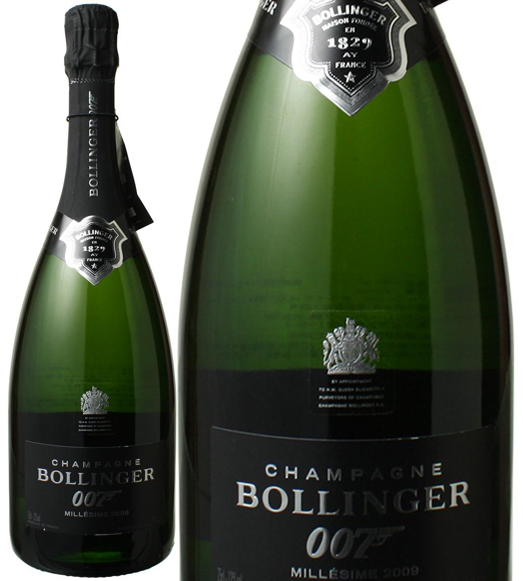 ボランジェ 007 スペクター・リミテッド・エディション 箱なし [2009] <白> <ワイン/シャンパン>