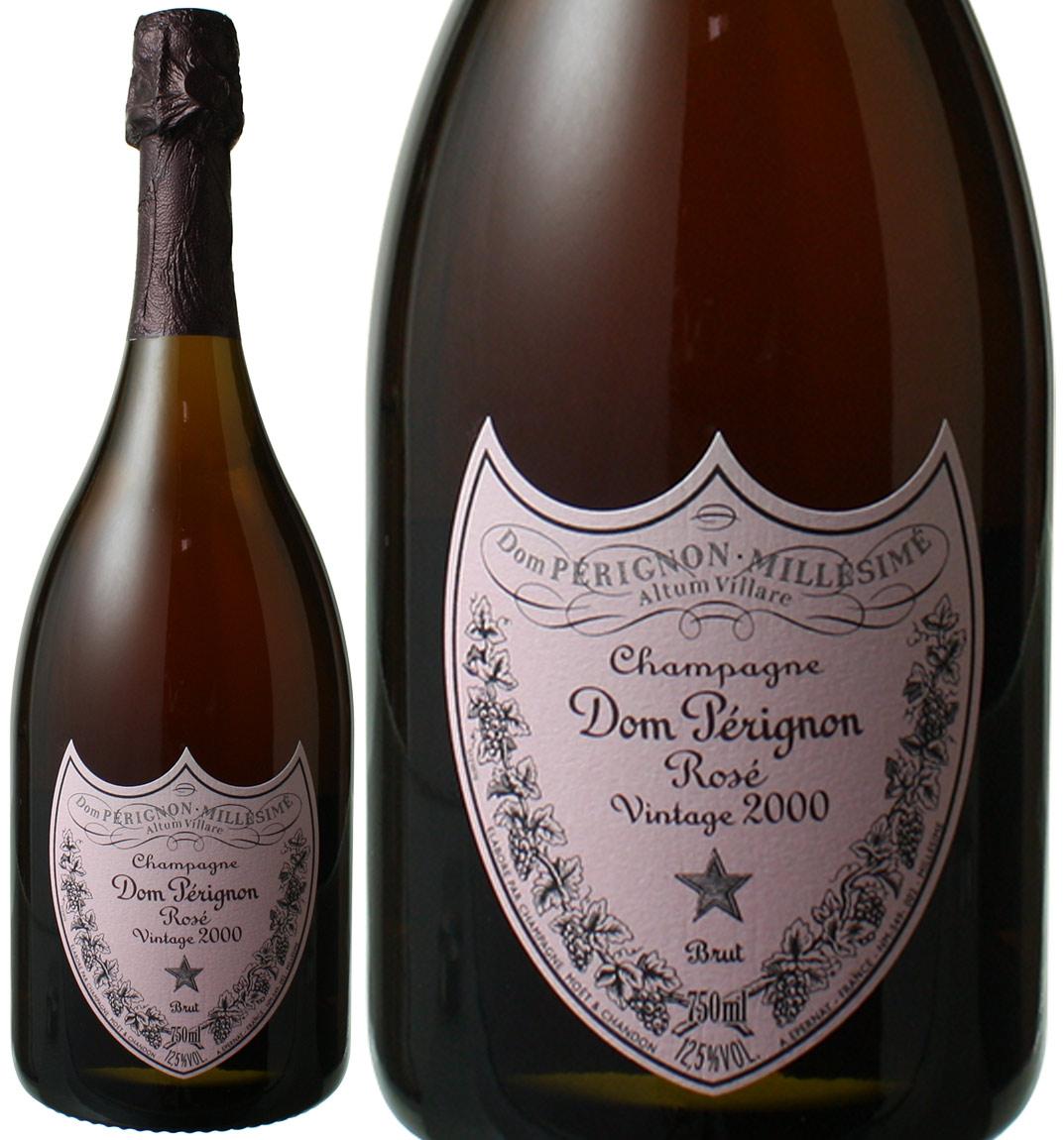 ドン・ペリニヨン ロゼ [2000] <ロゼ> <ワイン/シャンパン>