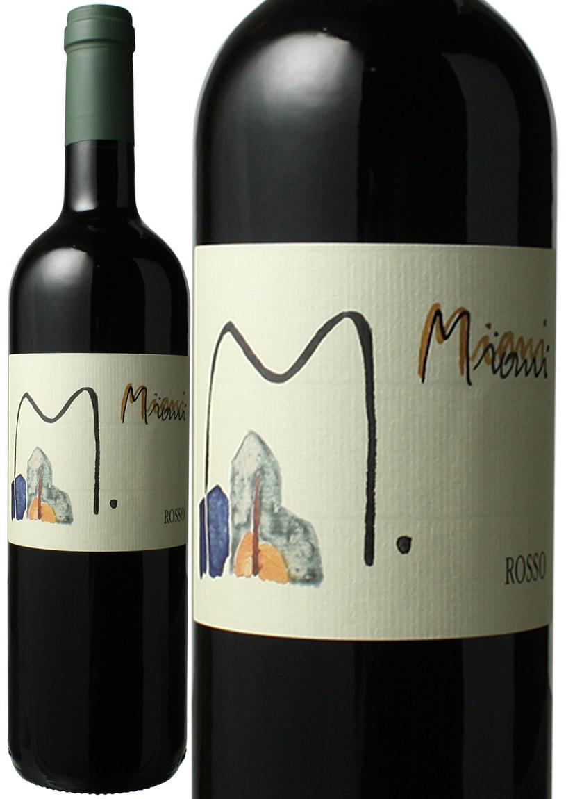 コッリ・オリエンターリ・デル・フリウーリ ロッソ [2010] ミアーニ <赤> <ワイン/イタリア>
