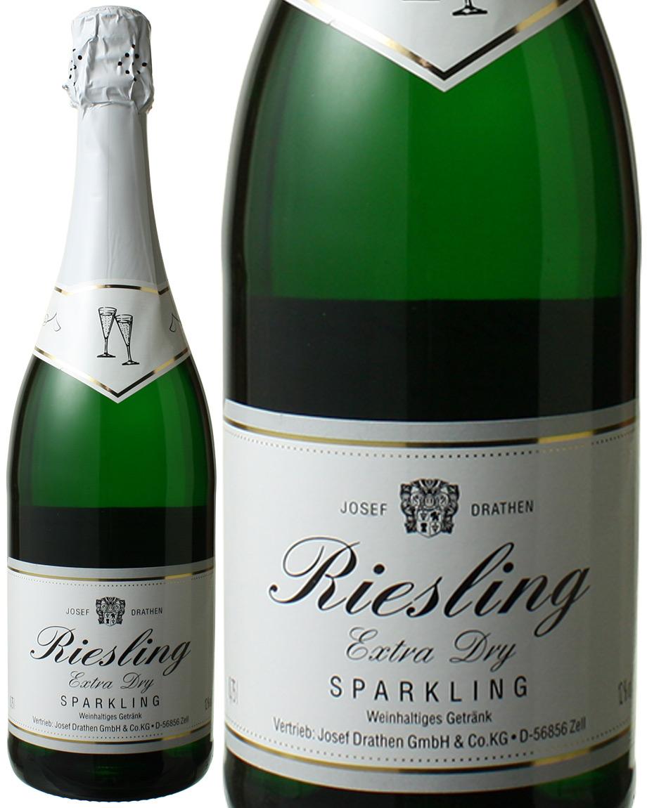 リースリング スパークリング エクストラ 信頼 捧呈 ドライ NV 白 ジョセフ ワイン ドイツ ドラーテン
