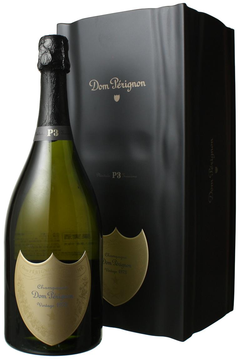 ドン・ペリニヨン P3 [1973] <白> <ワイン/シャンパン>