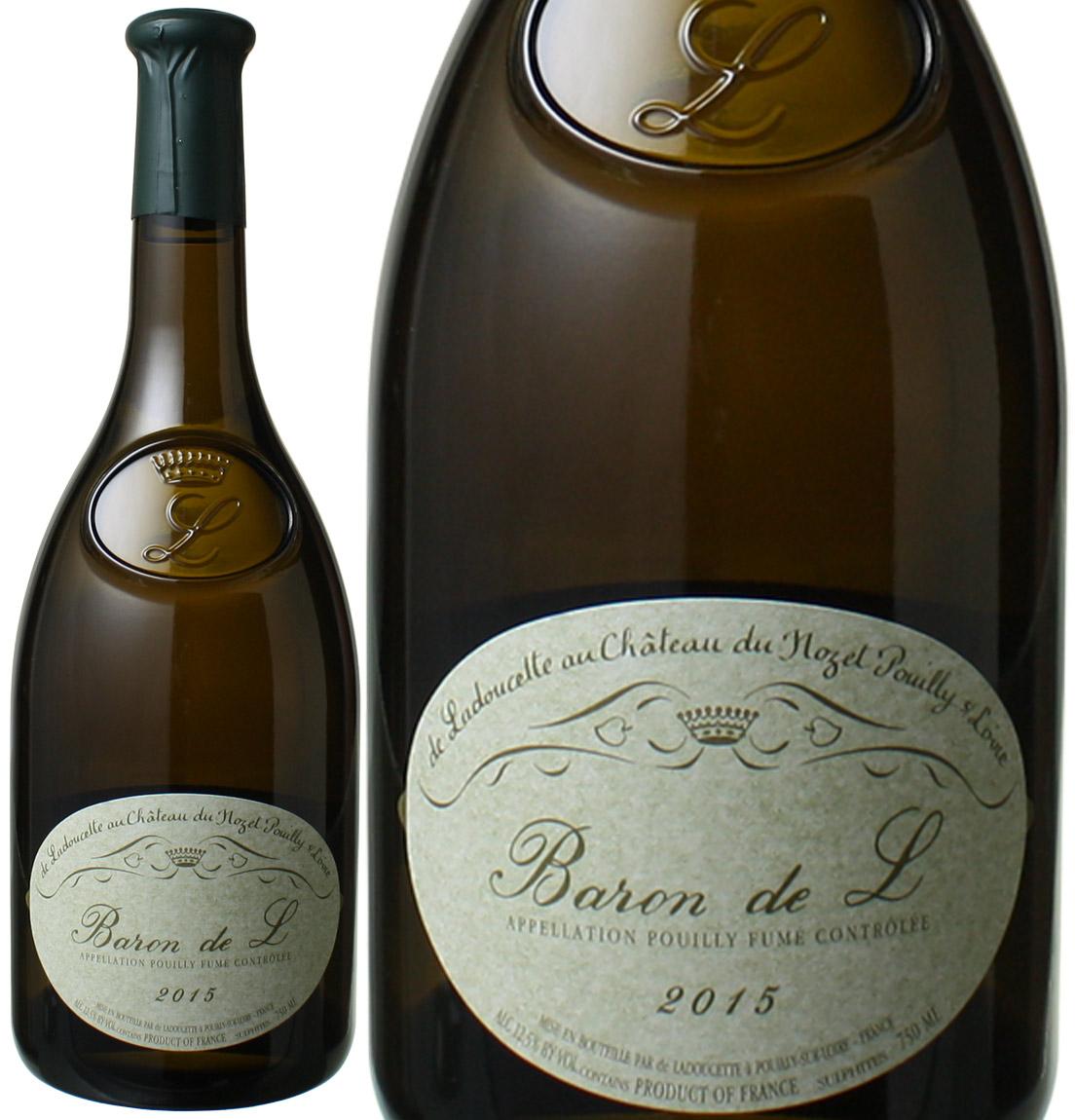 プイィ・フュメ バロン・ドゥ・エル [2015] ラドゥセット <白> <ワイン/ロワール>
