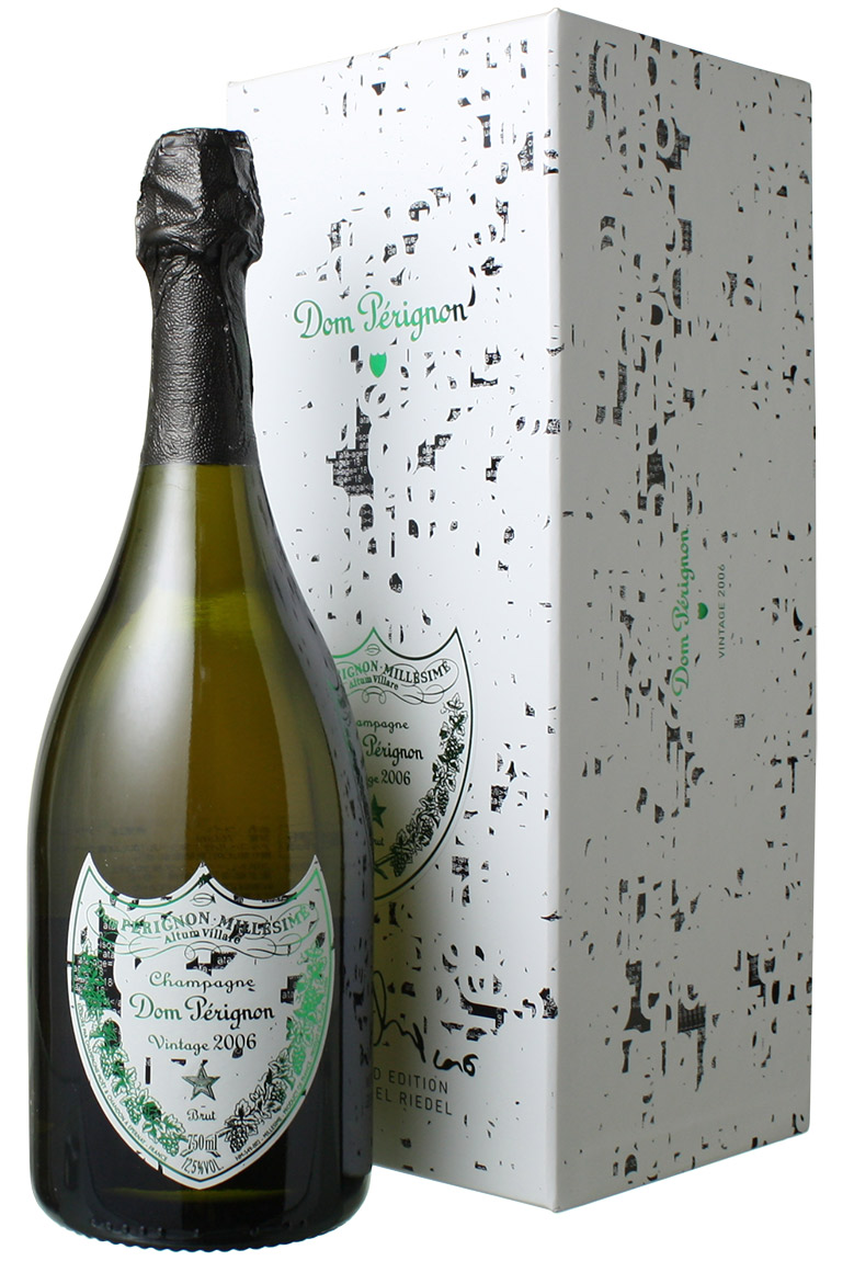 ドン・ペリニヨン ミハエル・リーデル [2006] <白> <ワイン/シャンパン>