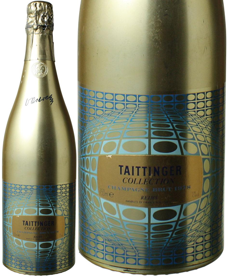 テタンジェ コレクション [1978] <白> <ワイン/シャンパン>