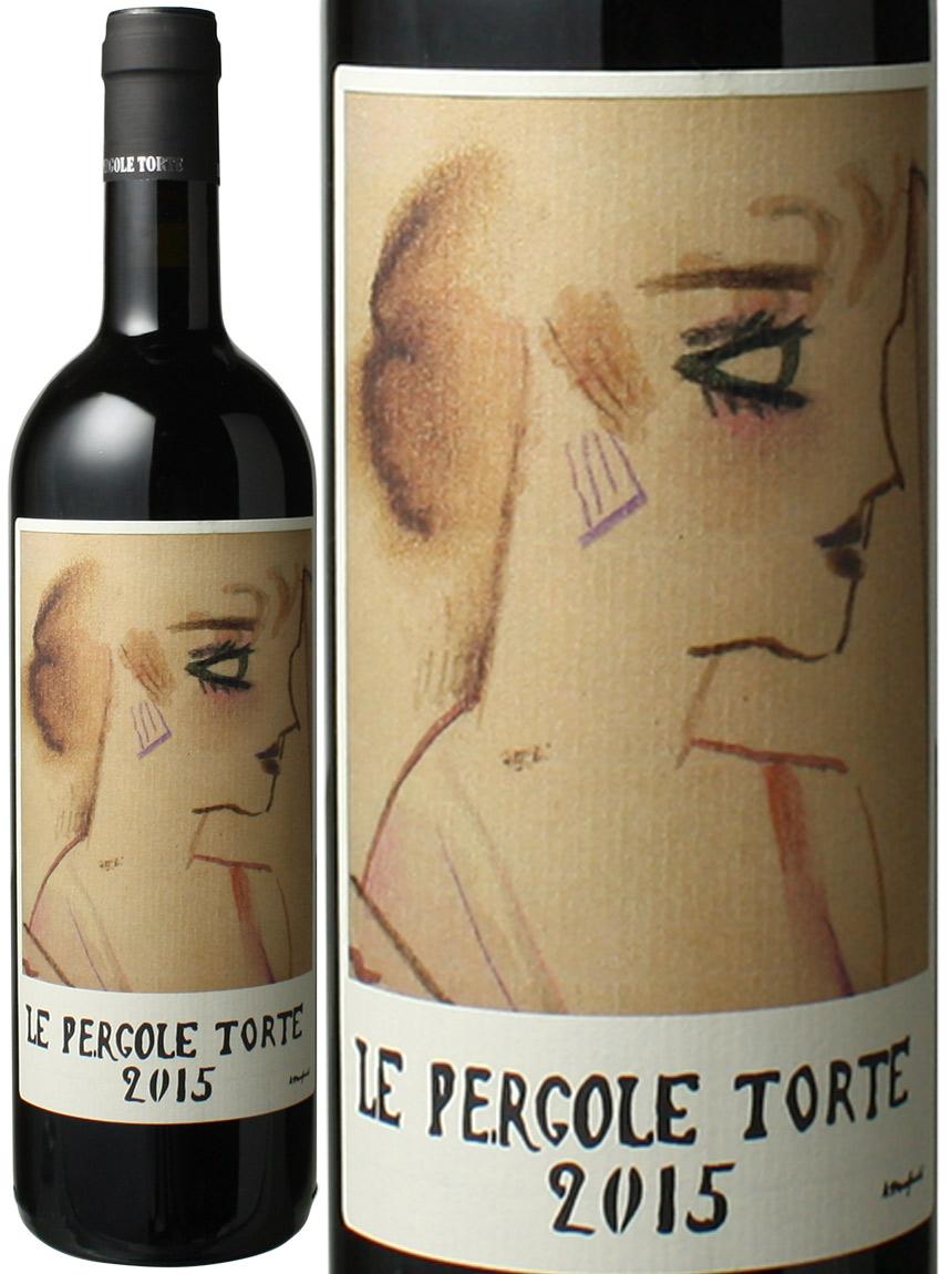 【プレミアム特価】レ・ペルゴーレ・トルテ [2015] モンテヴェルティーネ <赤> <ワイン/イタリア>