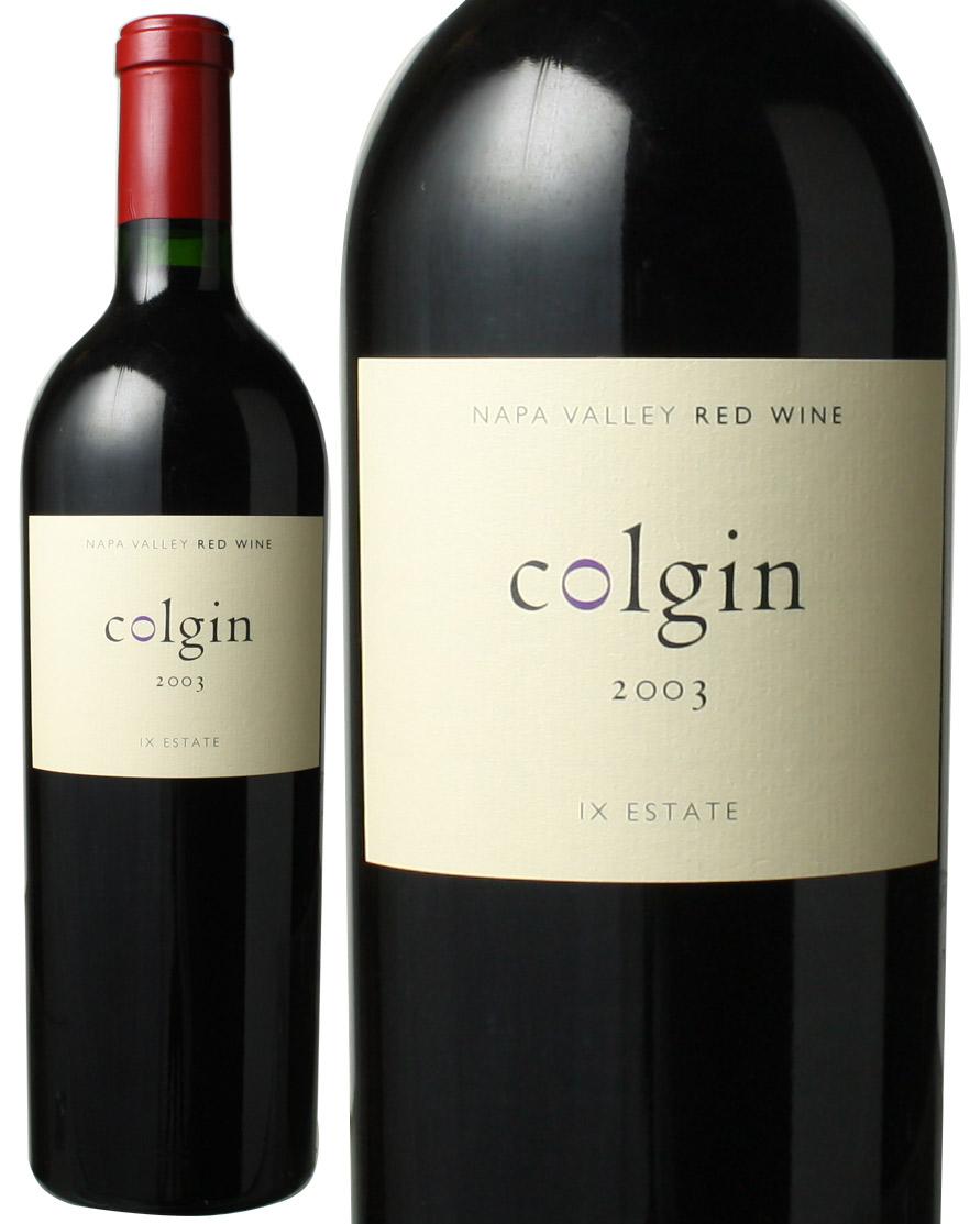 コルギン IXエステート [2003] コルギン・セラーズ <赤> <ワイン/アメリカ>