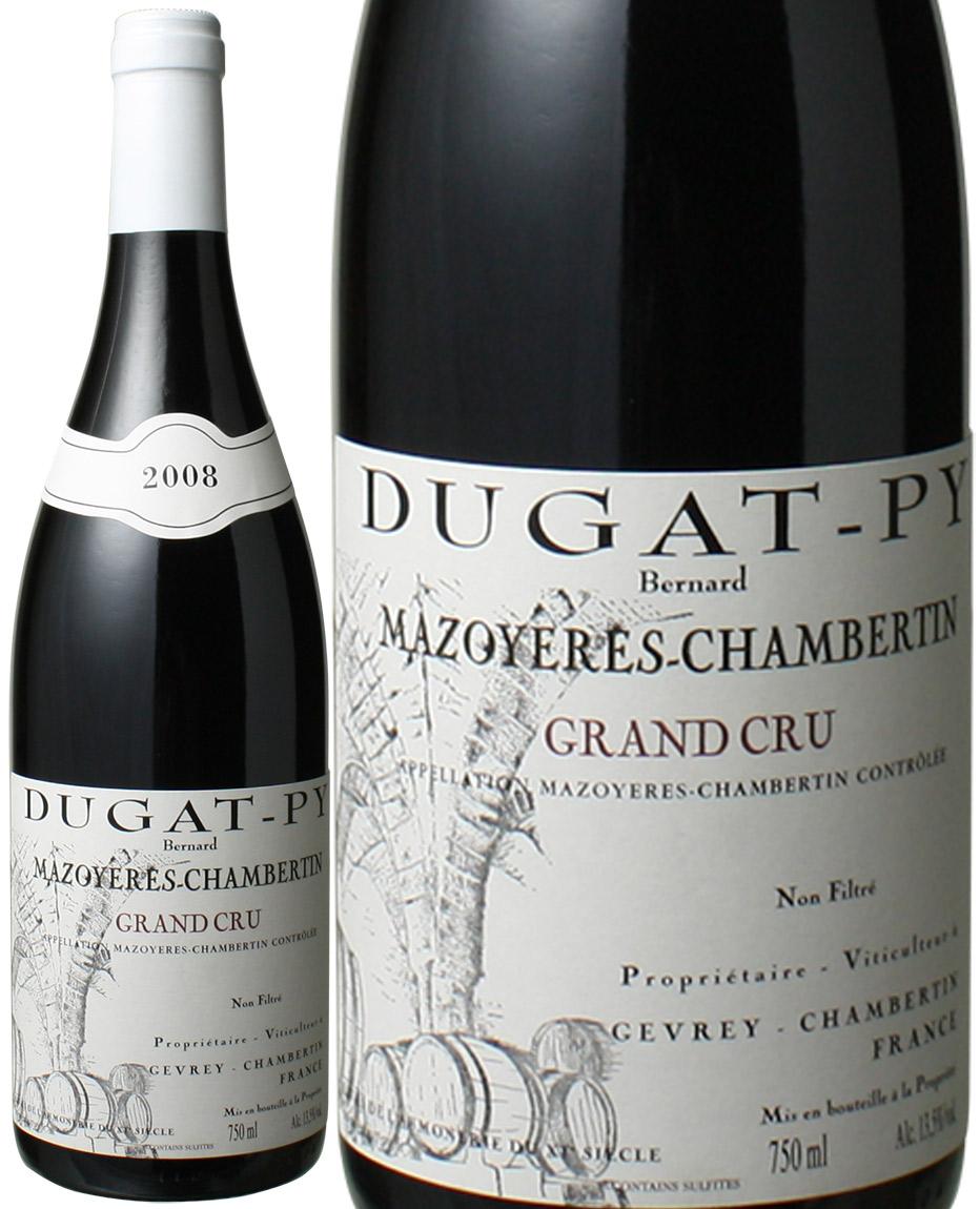マゾワイエール・シャンベルタン [2008] ベルナール・デュガ・ピ <赤> [2008] <ワイン/ブルゴーニュ>, M&Cショップ:f3ff391a --- reisotel.com