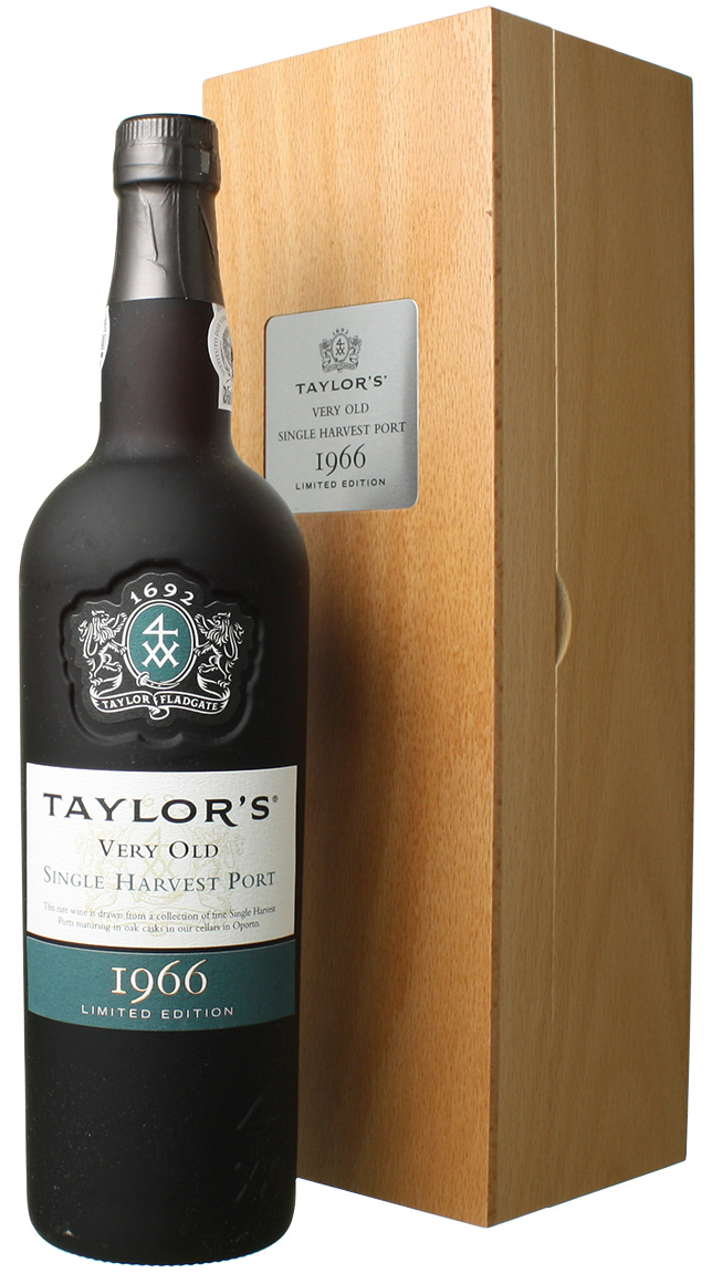 テイラー・ヴィンテージポート [1966] ポート <赤> <ワイン/ポルトガル>