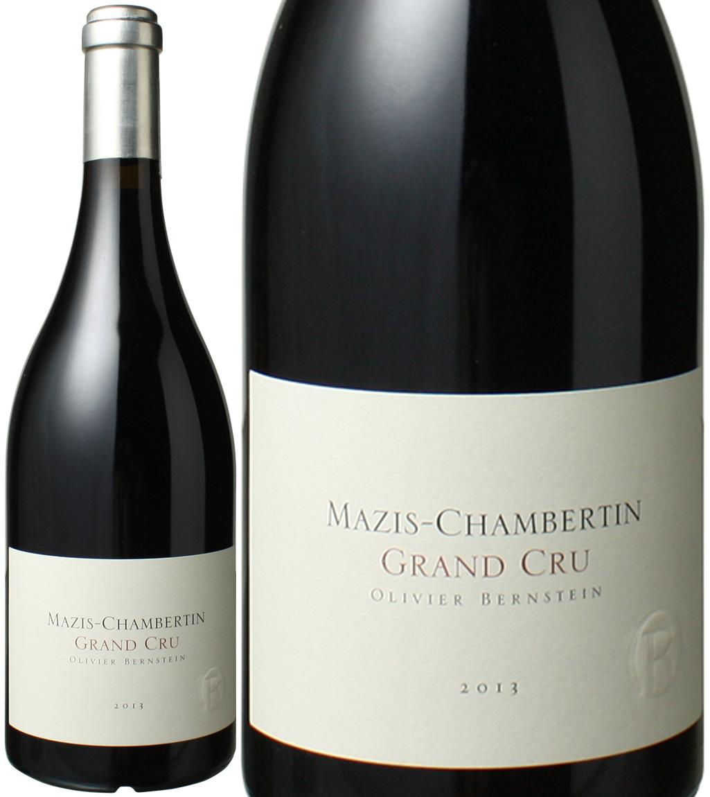 マジ・シャンベルタン [2013] オリヴィエ・バーンスタイン <赤> <ワイン/ブルゴーニュ>:ワインショップ ドラジェ