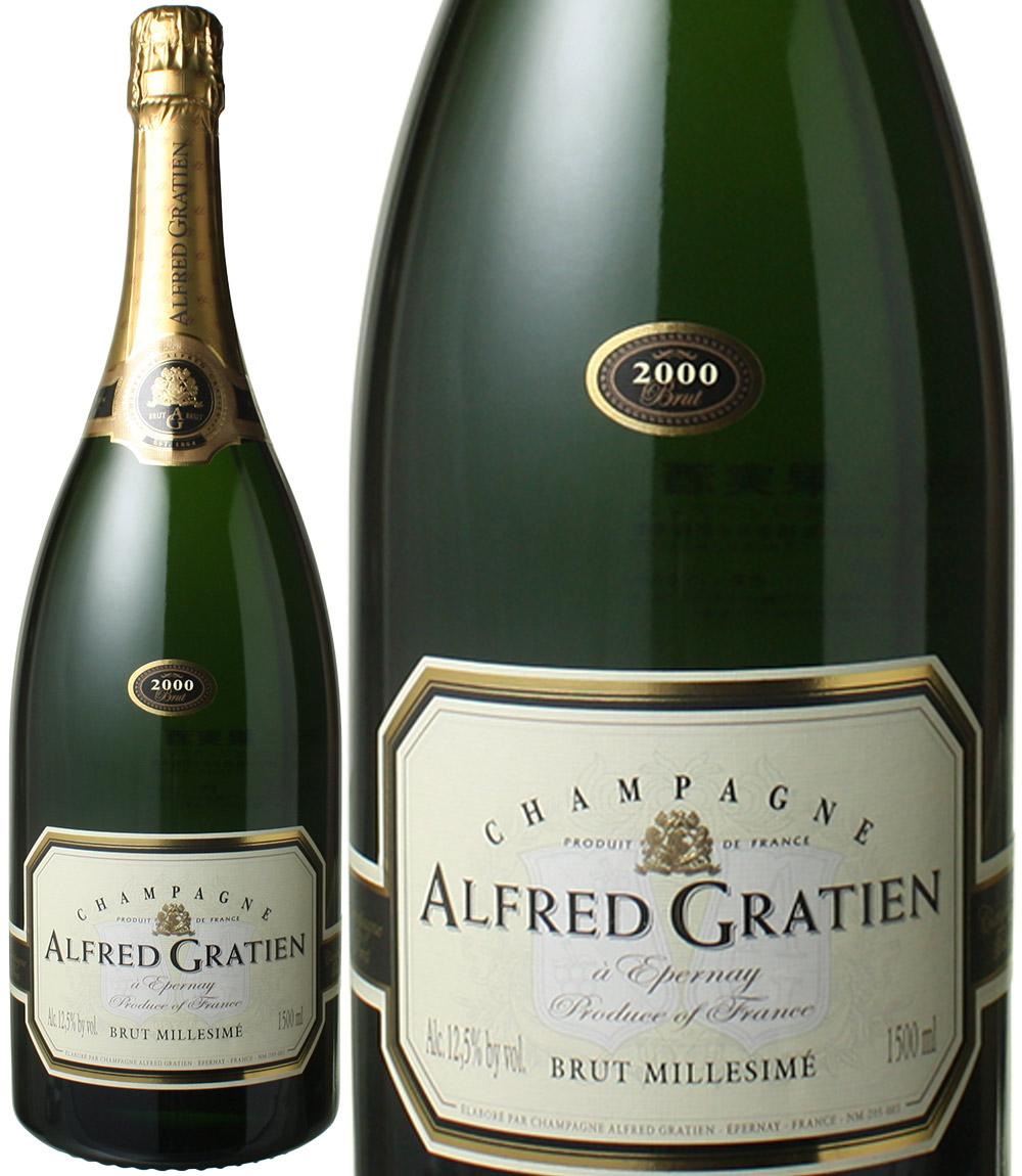 アルフレッド・グラシアン ミレジム マグナム1.5L [2000] <白> <ワイン/シャンパン>