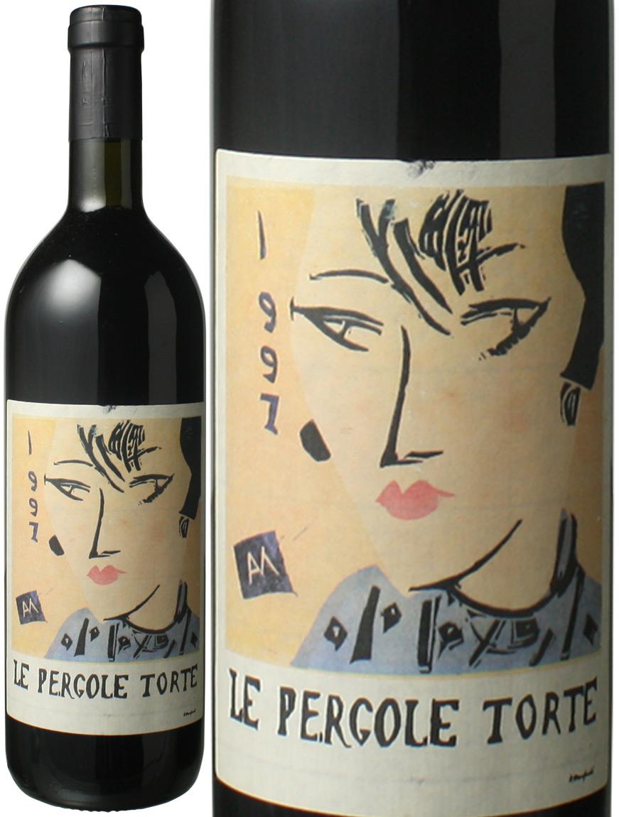 レ・ペルゴーレ・トルテ [1997] モンテヴェルティーネ <赤> <ワイン/イタリア>