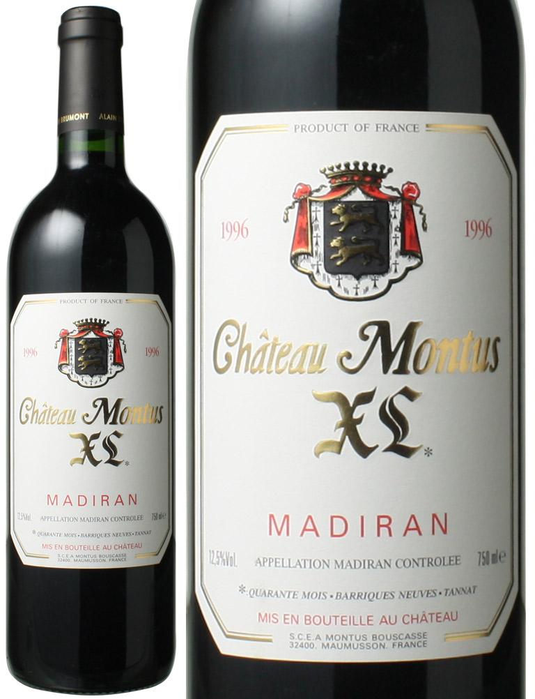【プレミアム特価】シャトー・モンテュス XL [1996] アラン・ブリュモン  <赤> <ワイン/フランス南西部>
