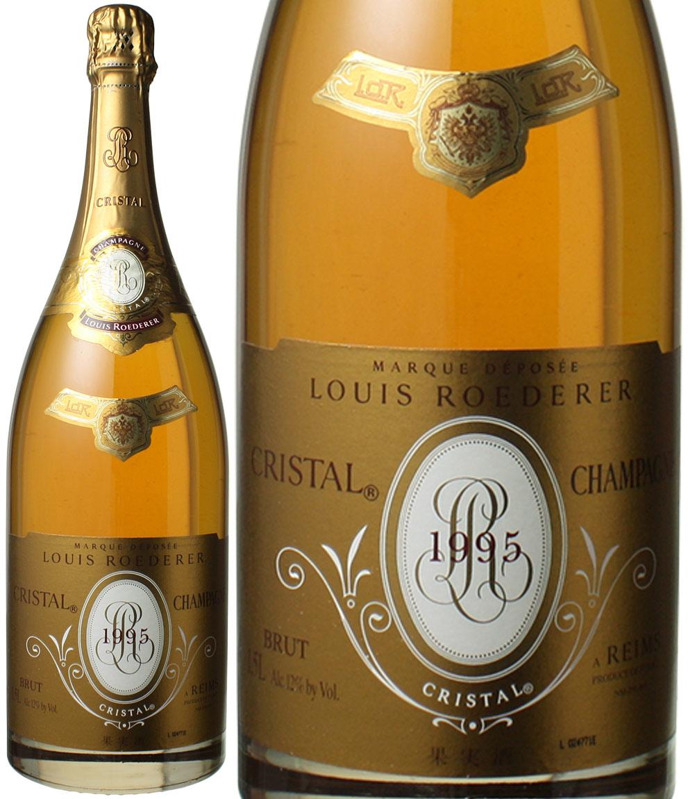 ルイ クリスタル・ロデレール クリスタル マグナム1.5L <白> マグナム1.5L [1995] <白> <ワイン/シャンパン>, aranciato(アランチェート):55b3a642 --- per-ros.com