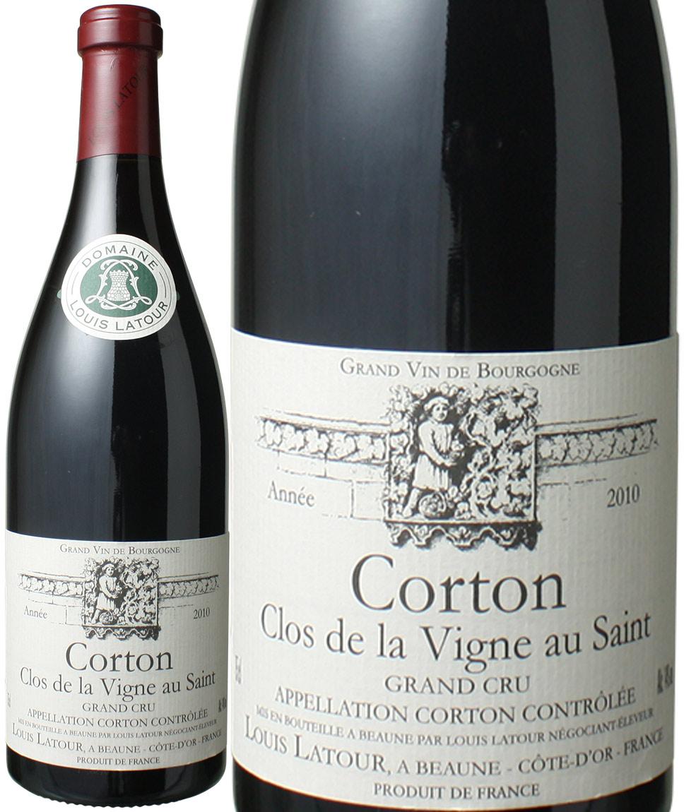 コルトン クロ・ド・ラ・ヴィーニュ・オー・サン [2010] ルイ・ラトゥール <赤> <ワイン/ブルゴーニュ>