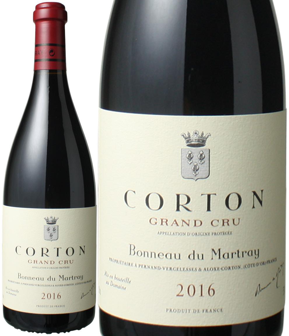 コルトン [2016] ボノー・デュ・マルトレイ <赤> <ワイン/ブルゴーニュ>