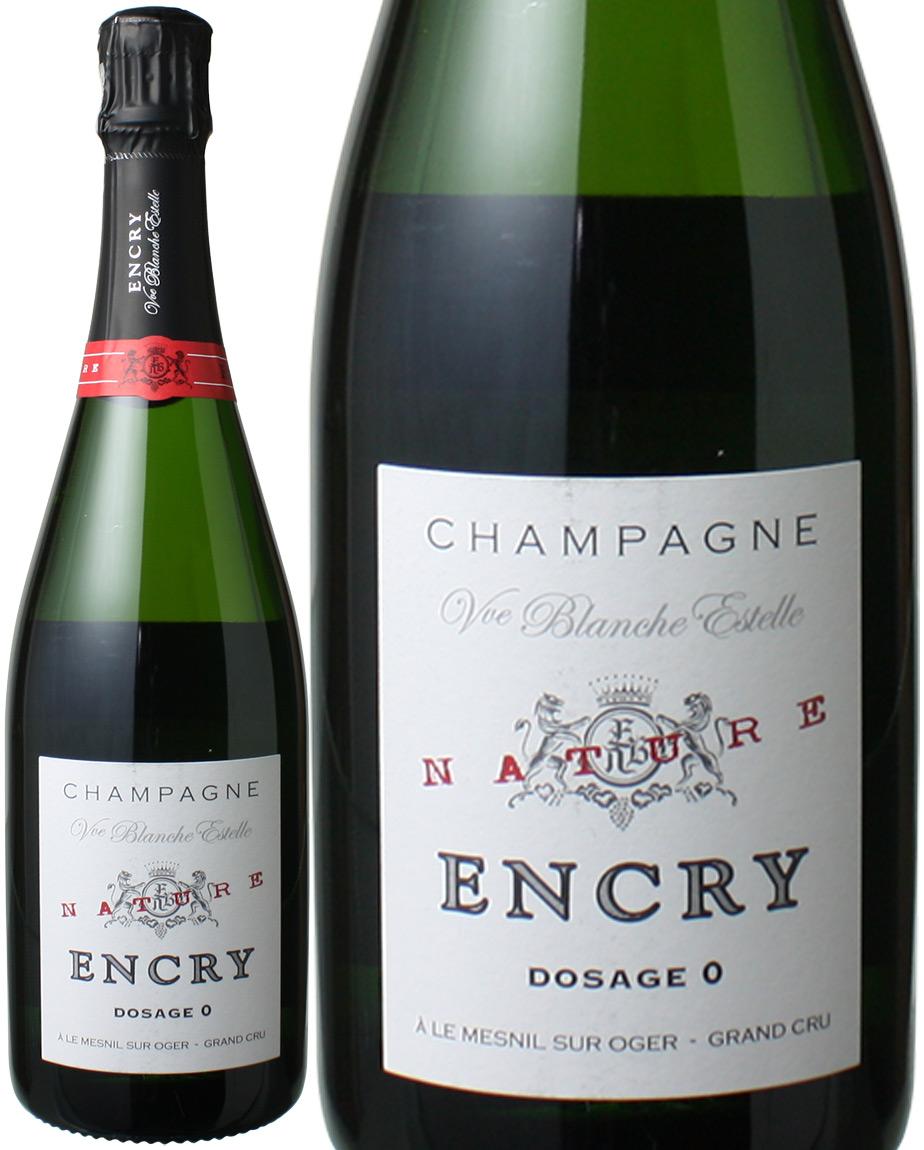 エンクリ ゼロ・ナチュール ブラン・ド・ブラン NV <白> <ワイン/シャンパン>