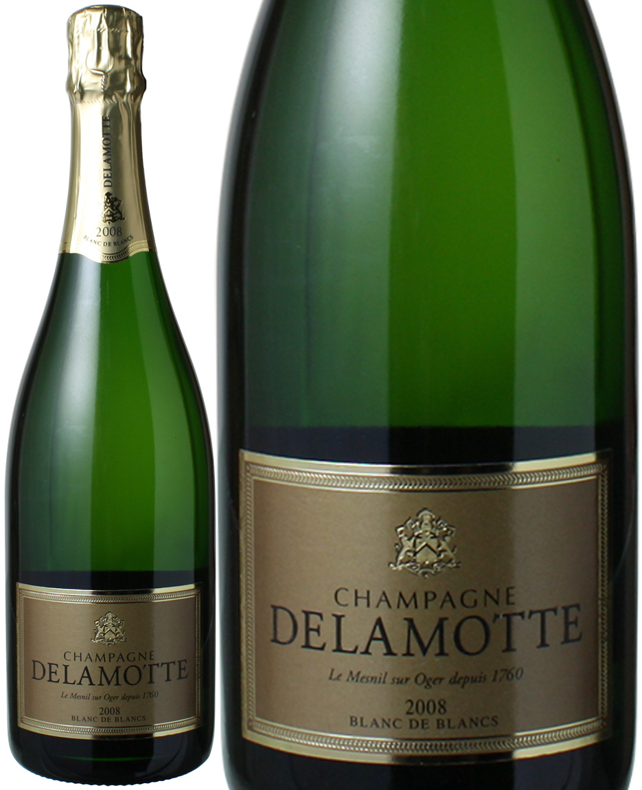 ドゥラモット ブラン・ド・ブラン ミレジム [2012] <白> <ワイン/シャンパン>