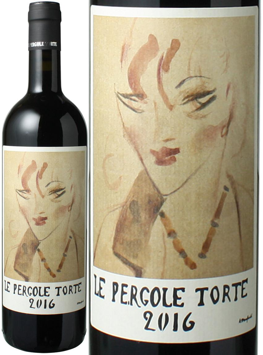 レ・ペルゴーレ・トルテ [2016] モンテヴェルティーネ <赤> <ワイン/イタリア>