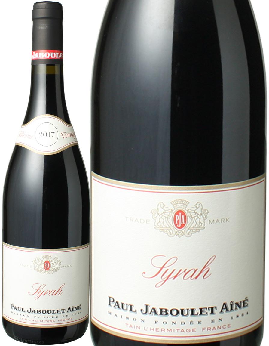 シラー 2018 ポール 激安超特価 ジャブレ エネ ※ヴィンテージが異なる場合があります 赤 フランス ワイン ブランド買うならブランドオフ