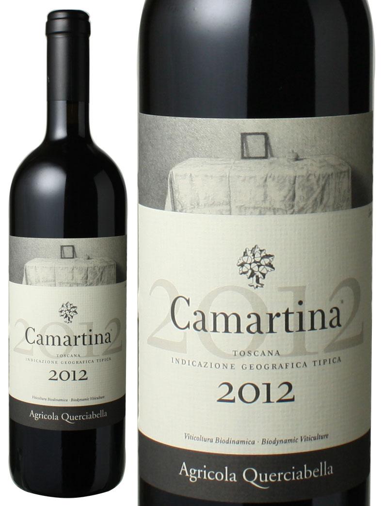 【決算セール】カマルティーナ [2012] クエルチャベッラ <赤> <ワイン/イタリア>【当店通常税込11220円】