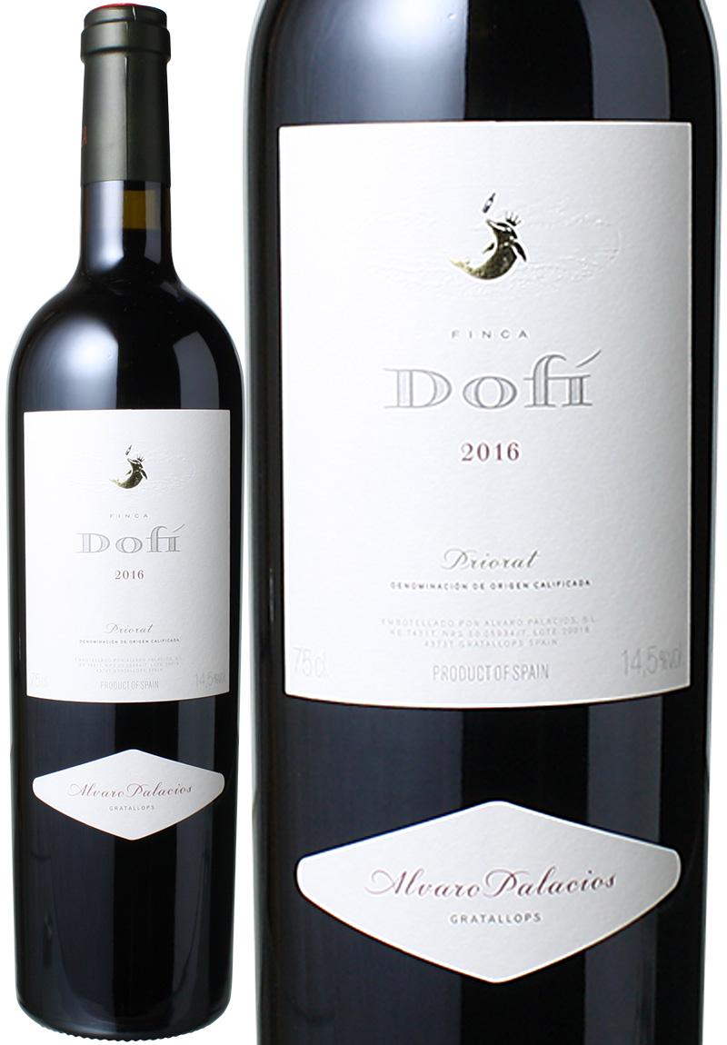 フィンカ・ドフィ [2017] アルバロ・パラシオス <赤> <ワイン/スペイン>