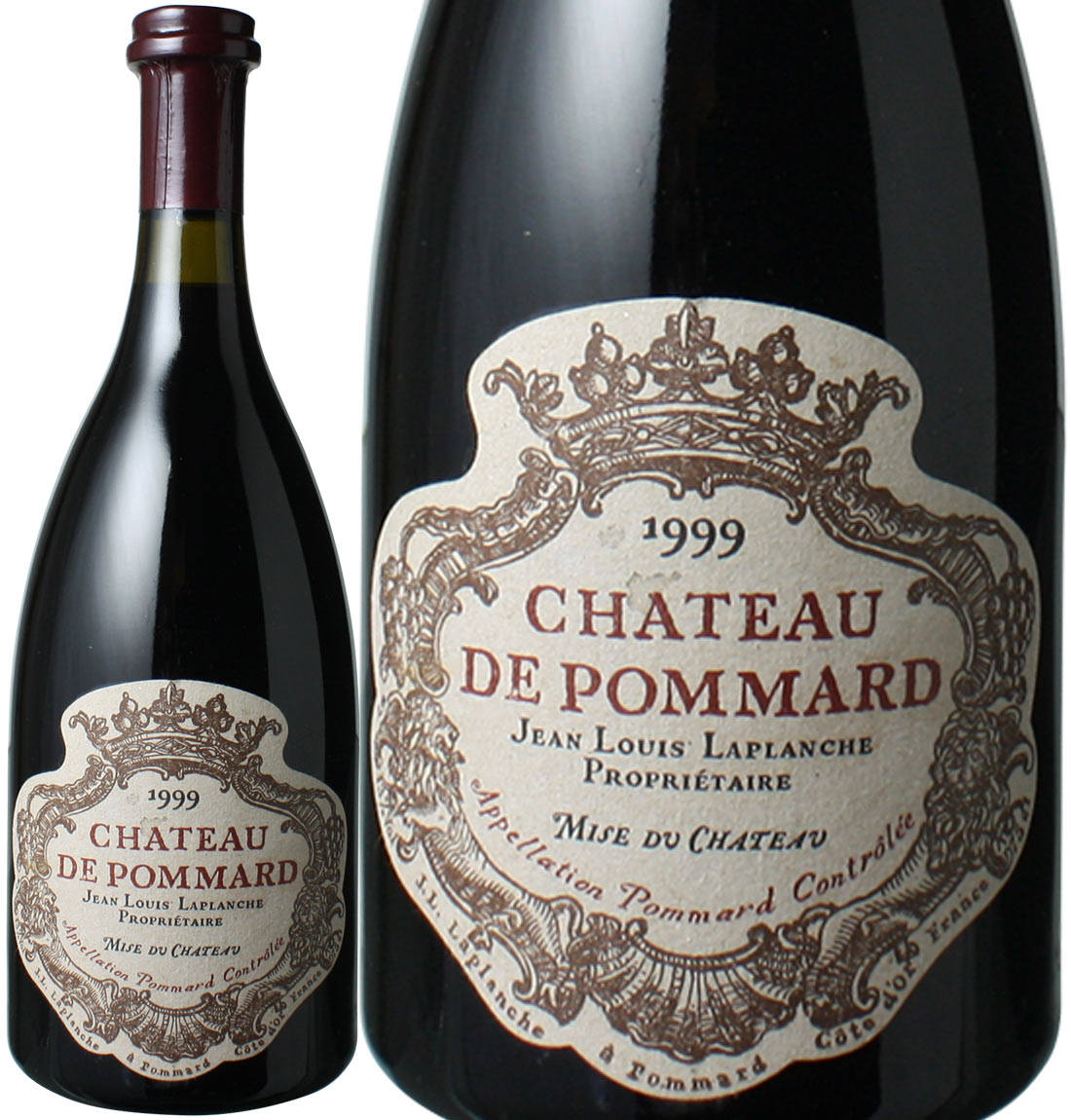 ポマール [1999] シャトー・ド・ポマール <赤> <ワイン/ブルゴーニュ>